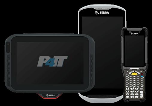 P4IT - Zebra Geräte