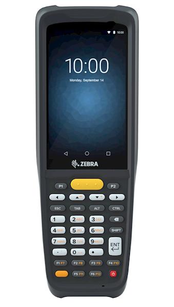 P4IT - MC2200 / MC2700 Zebra