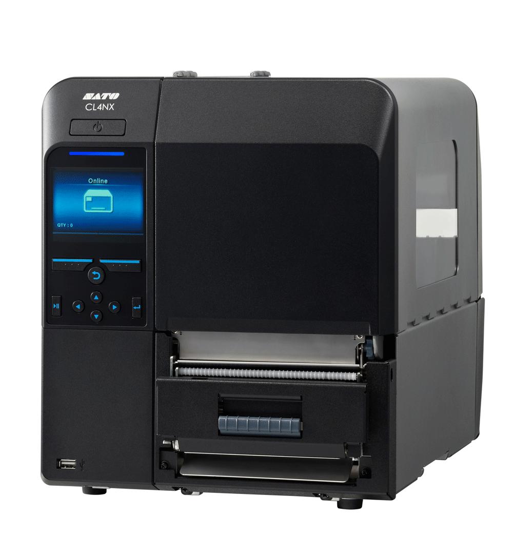 SATO CL4NX Dispenser