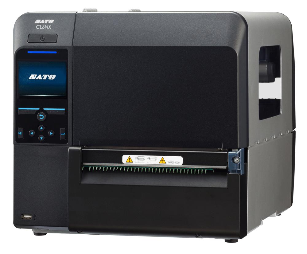 SATO CL6NX cutter